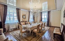 8-комнатный дом помесячно, 500 м², 15 сот., мкр Алатау за 1.5 млн 〒 в Алматы, Бостандыкский р-н
