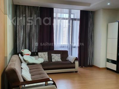 3-комнатная квартира, 90 м², 16/22 этаж, Байтурсынова 1 за 50 млн 〒 в Нур-Султане (Астана)