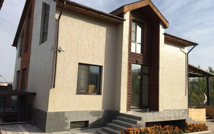 6-комнатный дом, 252 м², 6 сот., мкр Баганашыл за 147 млн 〒 в Алматы, Бостандыкский р-н