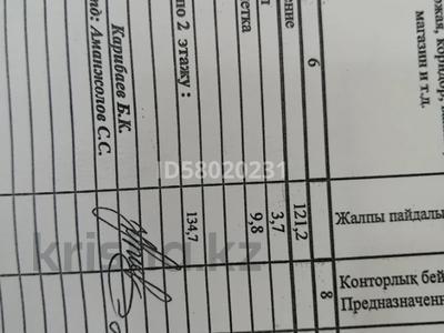 Магазин площадью 134 м², Кажимукан 18/2 — Жанайдара Жирентаева за 300 000 〒 в Нур-Султане (Астана), Алматы р-н — фото 2