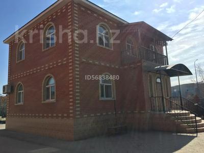 5-комнатный дом, 169 м², 10 сот., мкр Нурсая, Рысбая Габдиева за 52 млн 〒 в Атырау, мкр Нурсая
