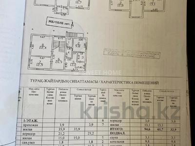 6-комнатный дом, 280 м², 8 сот., Мкр Думан-2 — Халиуллина за 80 млн 〒 в Алматы, Медеуский р-н — фото 4