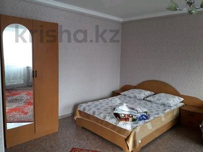 1-комнатная квартира, 35 м², 4/5 этаж посуточно, Жангильдина 25 — проспект Республики за 5 000 〒 в Нур-Султане (Астана), Алматы р-н