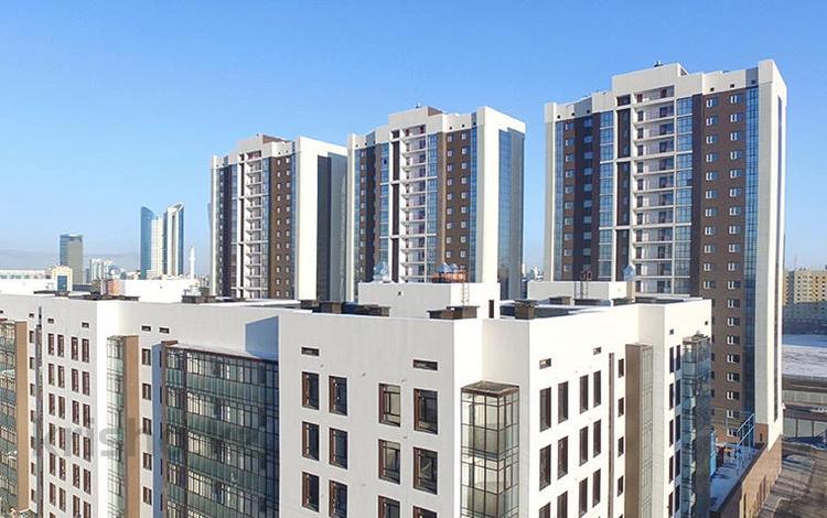 3-комнатная квартира, 102 м², Кабанбай батыра 29 — Сыганак за ~ 36.7 млн 〒 в Нур-Султане (Астане), Есильский р-н