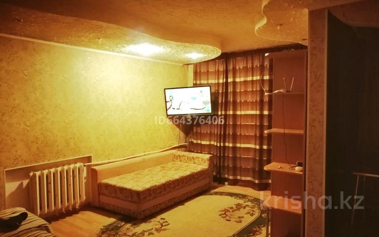 1-комнатная квартира, 33 м² по часам, проспект Аль-Фараби за 750 〒 в Костанае