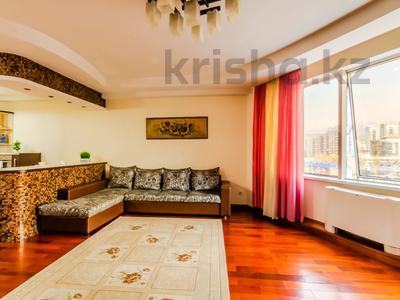2-комнатная квартира, 90 м², 9/30 этаж посуточно, Аль-Фараби 7 за 25 000 〒 в Алматы — фото 11
