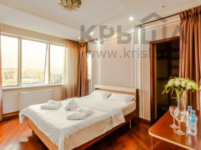 2-комнатная квартира, 90 м², 9/30 этаж посуточно, Аль-Фараби 7 за 25 000 〒 в Алматы — фото 15