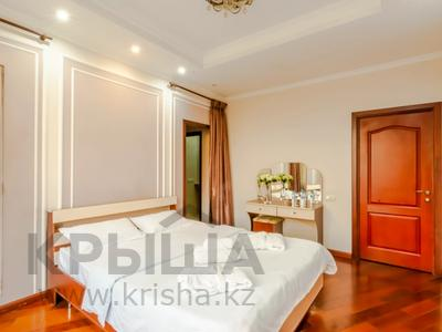 2-комнатная квартира, 90 м², 9/30 этаж посуточно, Аль-Фараби 7 за 25 000 〒 в Алматы — фото 16