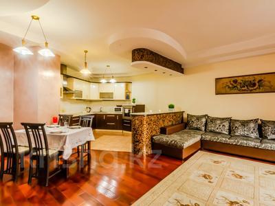 2-комнатная квартира, 90 м², 9/30 этаж посуточно, Аль-Фараби 7 за 25 000 〒 в Алматы — фото 3