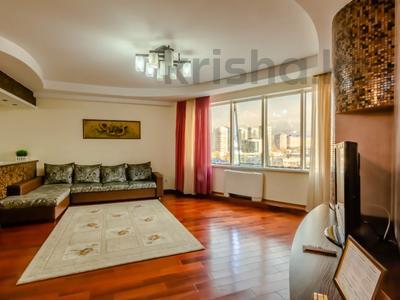 2-комнатная квартира, 90 м², 9/30 этаж посуточно, Аль-Фараби 7 за 25 000 〒 в Алматы — фото 6