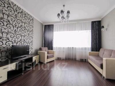 2-комнатная квартира, 85 м², 19/41 этаж посуточно, Достык 5 — Сауран за 10 000 〒 в Нур-Султане (Астана), Есиль р-н — фото 3