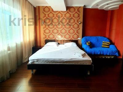 2-комнатная квартира, 85 м², 19/41 этаж посуточно, Достык 5 — Сауран за 10 000 〒 в Нур-Султане (Астана), Есиль р-н — фото 7