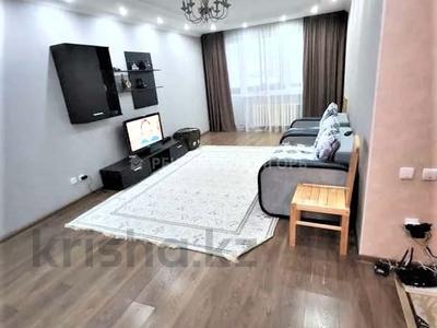 3-комнатная квартира, 99.5 м², 6/12 этаж, Сакена Сейфуллина 9/1 — проспект Сарыарка за 34 млн 〒 в Нур-Султане (Астана), Сарыарка р-н — фото 2