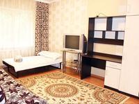 1-комнатная квартира, 34 м², 1/5 этаж посуточно, Сатпаева 44 за 8 500 〒 в Алматы, Бостандыкский р-н