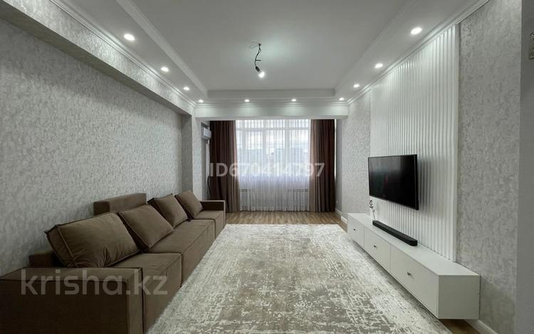 3-комнатная квартира, 112.2 м², 3/7 этаж, Кокжал Барака 19 — Сатпаева за 72 млн 〒 в Усть-Каменогорске
