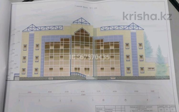 недостроенный Торговый Центр за 100 млн 〒 в Уральске