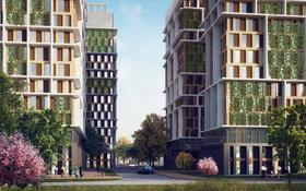 4-комнатная квартира, 105.9 м², Жандосова 94А за ~ 41.8 млн 〒 в Алматы, Бостандыкский р-н