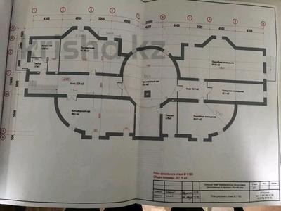 7-комнатный дом, 670 м², 30 сот., Абылай хана 2 за 160 млн 〒 в Нур-Султане (Астана), р-н Байконур — фото 4