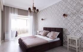 1-комнатная квартира, 70 м², 9 этаж посуточно, Самал-2 58 — Жолдасбекова за 15 000 〒 в Алматы, Медеуский р-н