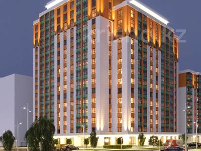 3-комнатная квартира, 102 м², 3/10 этаж, Букетова 60а за ~ 27.6 млн 〒 в Караганде, Казыбек би р-н