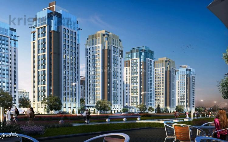3-комнатная квартира, 103.5 м², 14/14 этаж, Кабанбай Батыра — Улы Дала за ~ 38.7 млн 〒 в Нур-Султане (Астана), Есиль р-н