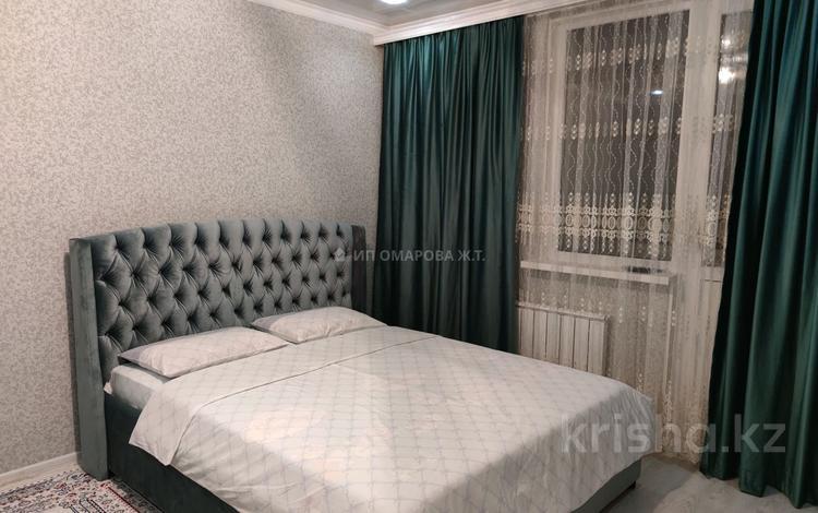 1-комнатная квартира, 38 м², 11/12 этаж посуточно, 1-я улица 87 за 12 000 〒 в Алматы, Алатауский р-н