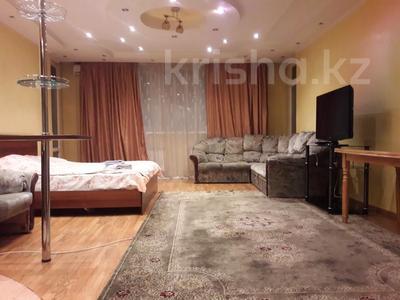 1-комнатная квартира, 45 м², 2/15 этаж по часам, Хусаинова 225 за 1 500 〒 в Алматы, Бостандыкский р-н
