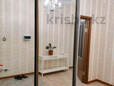 3-комнатная квартира, 120 м², 5/12 этаж помесячно, Розыбакиева 247 — Левитана за 300 000 〒 в Алматы — фото 11
