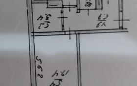 2-комнатная квартира, 51.1 м², 2/5 этаж, мкр Аксай-3Б 4 за 22 млн 〒 в Алматы, Ауэзовский р-н