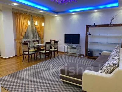 2-комнатная квартира, 76 м², 3/21 этаж помесячно, Кабанбай батыра 87 — проспект Абылай Хана за 260 000 〒 в Алматы, Алмалинский р-н — фото 12