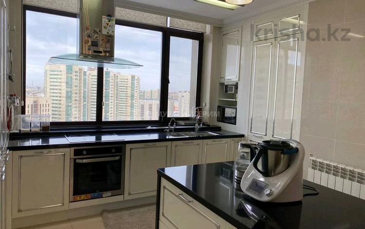 4-комнатная квартира, 168 м², 15/30 этаж, Кошкарбаева 2 за 90 млн 〒 в Нур-Султане (Астане), Алматы р-н