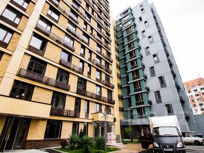 2-комнатная квартира, 52.3 м², 2/16 этаж, Тлендиева 133 — Сатпаева за 24 млн 〒 в Алматы, Бостандыкский р-н