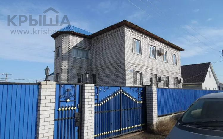 5-комнатный дом, 236 м², 10 сот., мкр СМП 163, СМП 136 3а за 24 млн 〒 в Атырау, мкр СМП 163