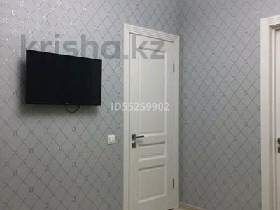 1-комнатная квартира, 35 м², 36/36 этаж посуточно, Достык 5 — Сауран за 10 000 〒 в Нур-Султане (Астана), Есиль р-н — фото 3