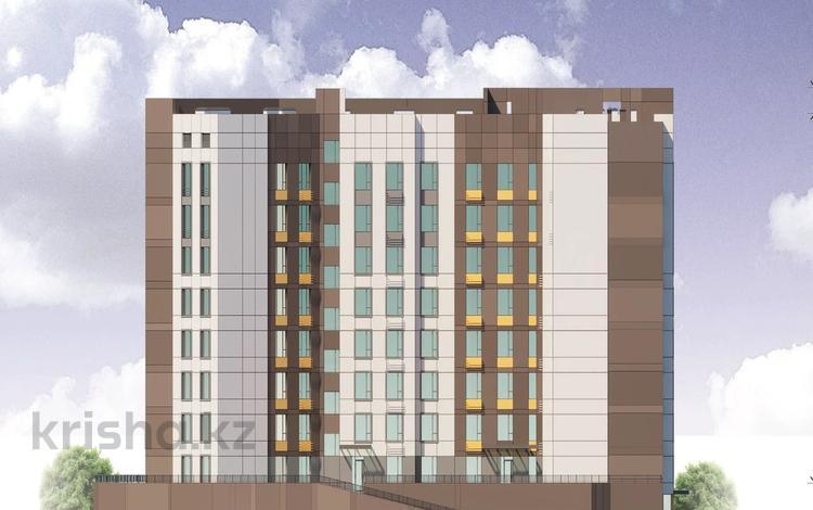 1-комнатная квартира, 40.5 м², Бейсековой — Жамбыла за ~ 10.9 млн 〒 в Нур-Султане (Астана)