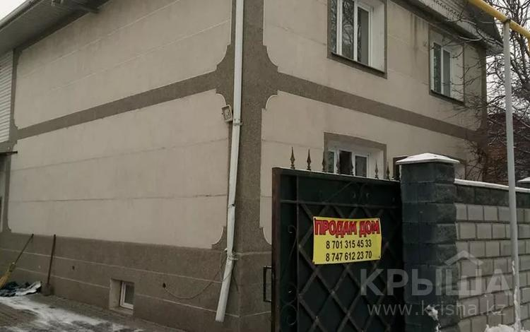5-комнатный дом, 300 м², 10 сот., мкр Айгерим-2 Шугалы — Байтенова за 70 млн 〒 в Алматы, Алатауский р-н