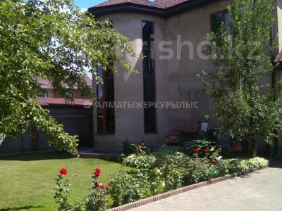 7-комнатный дом, 300 м², 7 сот., Айша биби 85 — Рыскулова за 75 млн 〒 в Алматы, Турксибский р-н