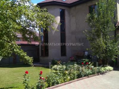 7-комнатный дом, 300 м², 7 сот., Айша биби 85 — Рыскулова за 75 млн 〒 в Алматы, Турксибский р-н — фото 2