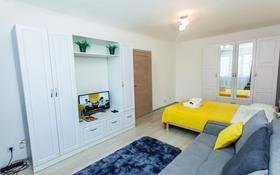 1-комнатная квартира, 40 м², 6 этаж посуточно, Туран 55 за 8 500 〒 в Нур-Султане (Астана), Есиль р-н