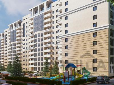 1-комнатная квартира, 46.7 м², Толе би — Гагарина за ~ 18.3 млн 〒 в Алматы, Алмалинский р-н