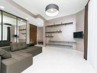 2-комнатная квартира, 76 м², 11 этаж посуточно, Розыбакиева 289/1 за 13 490 〒 в Алматы, Бостандыкский р-н