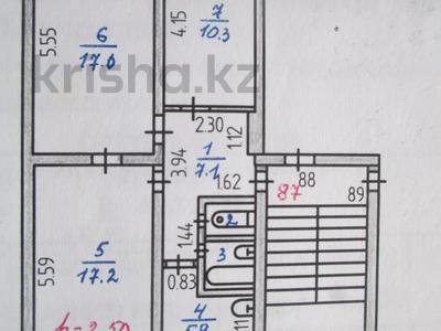3-комнатная квартира, 61 м², 5/5 этаж, 3-й микрорайон 18 за 4.8 млн 〒 в Лисаковске