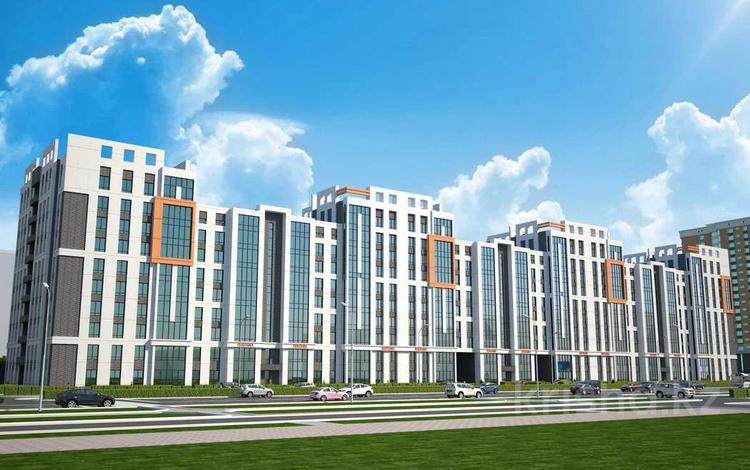 3-комнатная квартира, 81.12 м², Кенесары стр. 6 за ~ 26.9 млн 〒 в Нур-Султане (Астана)