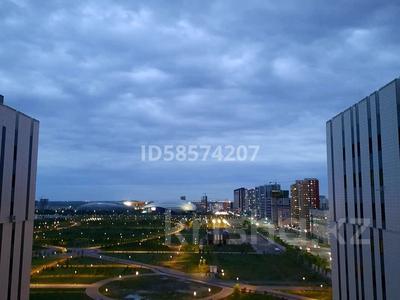 1-комнатная квартира, 41 м², 13/21 этаж посуточно, Туркестан 14а — Орынбор за 8 000 〒 в Нур-Султане (Астана), Есиль р-н — фото 19