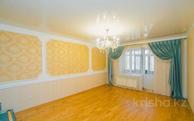 3-комнатная квартира, 122.2 м², 12/13 этаж, Кенесары 69 за 34 млн 〒 в Нур-Султане (Астана), Алматы р-н