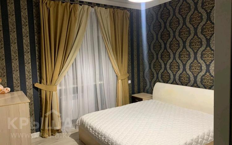 2-комнатная квартира, 75 м², 6/7 этаж помесячно, Толи би 5 за 170 000 〒 в Нур-Султане (Астана), Есиль р-н