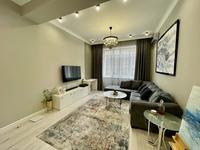 2-комнатная квартира, 76.7 м², 1/8 этаж, Омаровой за 49 млн 〒 в Алматы, Медеуский р-н