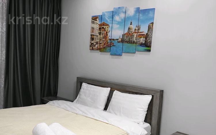 1-комнатная квартира, 44 м², 5/9 этаж посуточно, Сатпаева 90 — Туркебаева за 14 900 〒 в Алматы