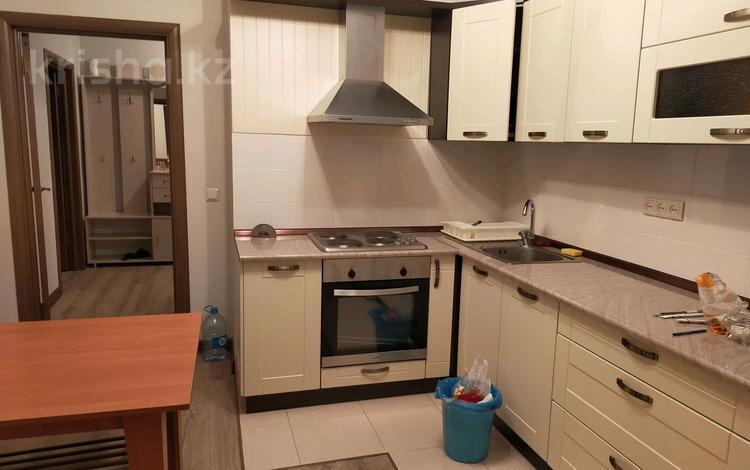 1-комнатная квартира, 45 м², 7/9 этаж помесячно, Ладыгина — Саина за 130 000 〒 в Алматы, Бостандыкский р-н