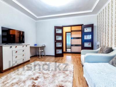 2-комнатная квартира, 78 м², 10/20 этаж посуточно, Сарайшык 5Е за 11 000 〒 в Нур-Султане (Астана), Есиль р-н